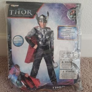 Thor kids costume size 10-12